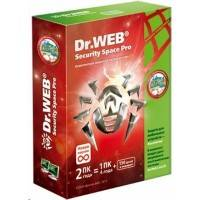 Dr. Web Security Space AHW-B-25M-2-A2